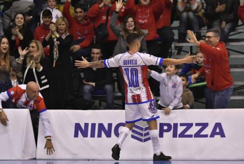 Futsal, Pesaro non sbaglia un colpo: sbancata Dosson. A&S e Rieti però non mollano