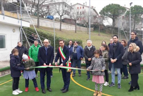 """Sport come collante della comunità: una """"nuova"""" struttura a Trecastelli"""