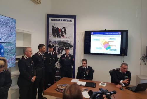 Smaltimento rifiuti, maltrattamento animali e frodi alimentari: ecco le attività dei carabinieri forestali nelle Marche