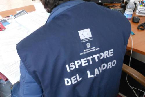 Pesaro, 5 aziende sospese: non rispettavano protocolli covid e avevano operai in nero