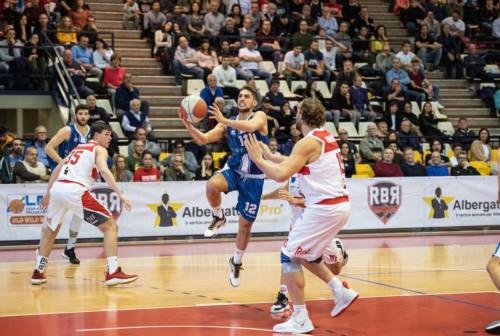 Big-match in serie B: la Ristopro Fabriano riceve Rimini