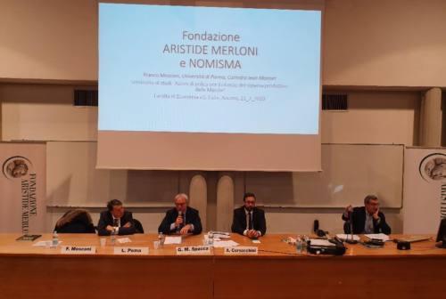 Convegno Fondazione Merloni. Spacca: «Superare frammentazione per lavorare su filiera»