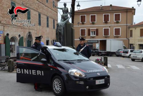 Montemarciano, in permesso premio non rispetta il divieto. Arrestato