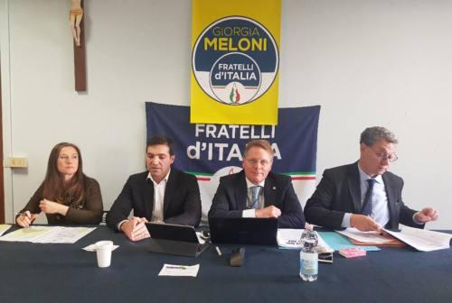 Aeroporto e Aerdorica, Acquaroli: «Le Marche devono uscire dall'isolamento»