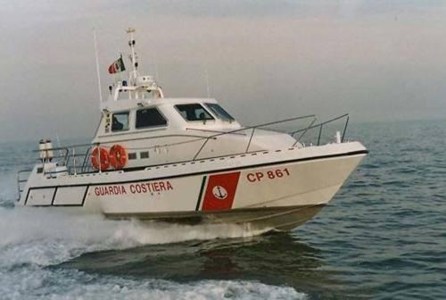 Porto Recanati, pescatore sparito in mare: ricerche senza esito