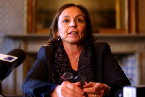 Ancona, Luciana Lamorgese incontra i familiari delle vittime della strage di Corinaldo