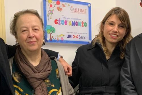 """Ubi Banca dona giocattoli per la nuova ludoteca dell'associazione """"Il Lume"""""""