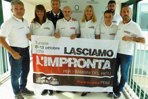 A Fabriano, gara di solidarietà senza sosta per sostenere l'iniziativa di Raniero Zuccaro