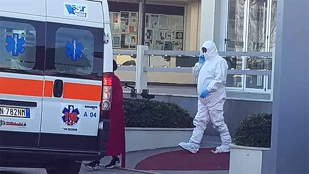 Attivato dagli operatori il protocollo sanitario per sospetti casi di coronavirus a Senigallia