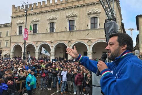 Salvini a Pesaro il 20 febbraio. Intanto la Lega nella provincia aumenta gli iscritti