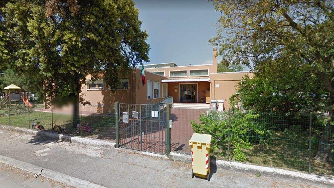 La scuola dell'infanzia alla Cesanella di Senigallia
