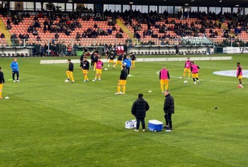 Ascoli calcio, brusco risveglio in casa dello Spezia