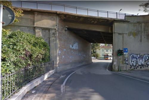 Pesaro, lavori al ponte di via La Marca, necessaria la chiusura parziale della Statale