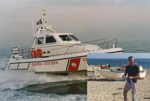 Porto Recanati, ancora nessuna traccia del pescatore. Il sindaco: «Comunità sbigottita»
