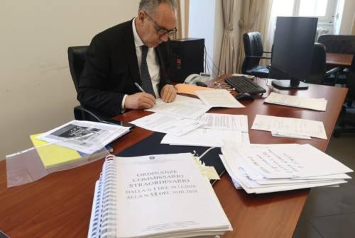 Post-sisma, 26 milioni per i piccoli comuni e chiusi 22 progetti finanziati con gli sms solidali