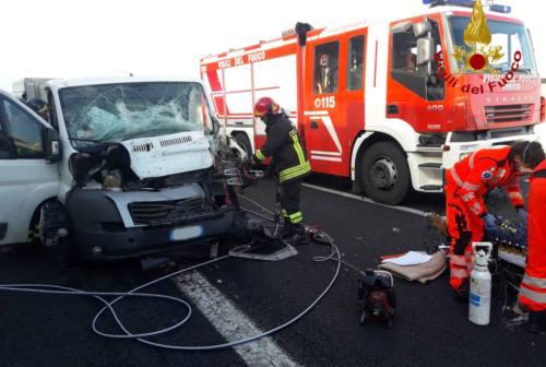 Civitanova, tragico schianto in A14: muore un 71enne, il figlio in ospedale