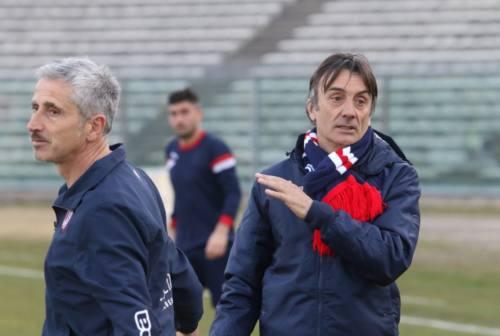 Calcio, Clementi e la Vigor Senigallia: «Ripartire? Sì, ma solo perché significherebbe emergenza finita»
