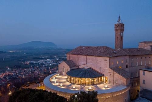 Loreto, il Bastione Sangallo torna a risplendere