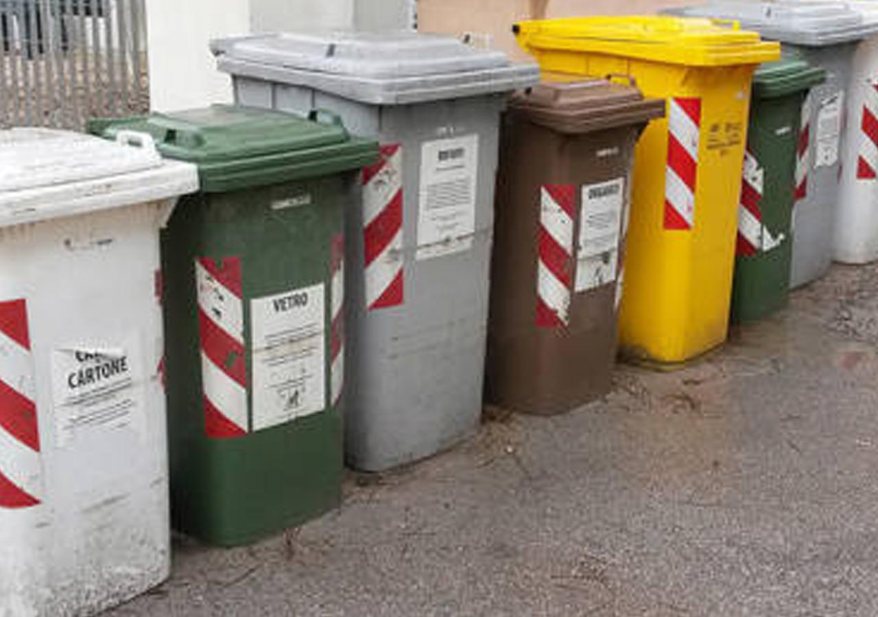 Box Per Bidoni Spazzatura raccolta rifiuti ai tempi del covid-19: le nuove