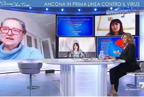Coronavirus, il sindaco di Ancona a La7: «Favorevole all'esercito in strada»