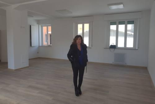 Falconara, completato il nuovo Centro Giovani di via IV Novembre