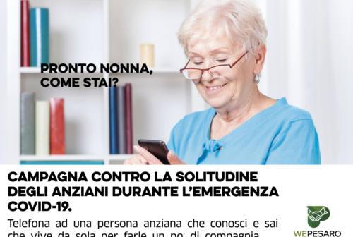 Pesaro, dal supporto psicologico alla videochiamata con chi è in ospedale. Ecco tutti i servizi