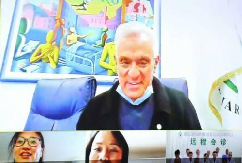Coronavirus, la solidarietà corre sul filo degli ospedali fra Torrette e Cina