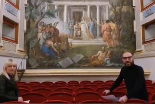 """I Teatri di San Severino confermano e rilanciano: al via la stagione """"da remoto"""""""