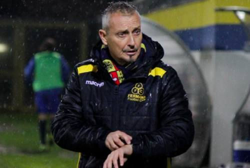 Fermana calcio, Antonioli: «Mi manca la vita di tutti i giorni con la squadra»