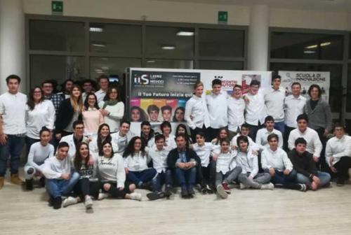 Coronavirus, lezioni a distanza al Laeng-Meucci di Osimo e Castelfidardo