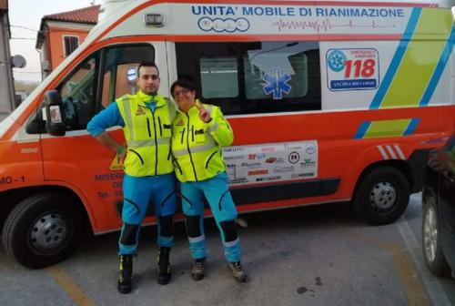 Coronavirus: Eleonora e Paolo, volontari osimani nel focolaio di Bergamo