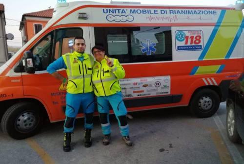 Emergenza Coronavirus, la Misericordia di Osimo va a Milano