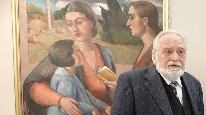 Carlo Emanuele Bugatti al museo Nori de' Nobili di Trecastelli