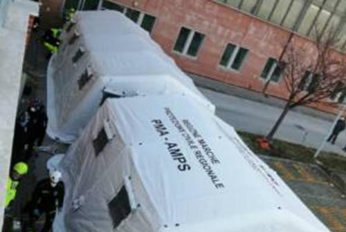 Lega Pesaro: «Riaprire gli ospedali dell'entroterra, siamo abbandonati»