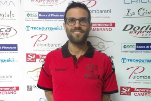Pallamano, coach Palazzi saluta Camerano e abbraccia Cingoli