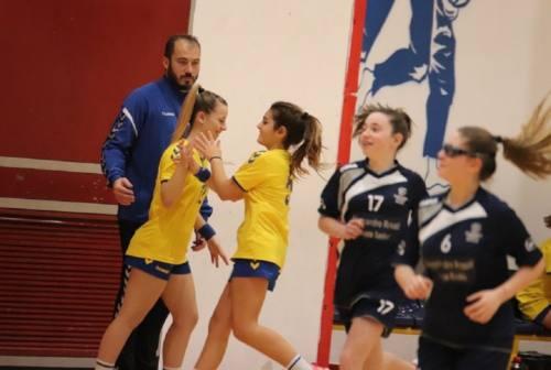 Coach Campana fa il punto sui baby della Pallamano Camerano