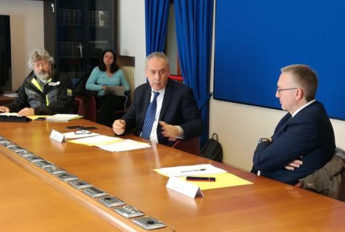 Legnini a Macerata: «Maggiore efficacia e incisività; i soldi per la ricostruzione ci sono»
