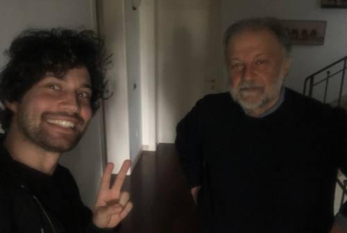 Simone Riccioni parla del papà tornato in corsia dopo la pensione: «Lo ammiro, per me è un eroe»
