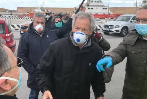 Bertolaso ad Ancona, Ceriscioli: «Struttura da 100 posti letto di terapia intensiva»