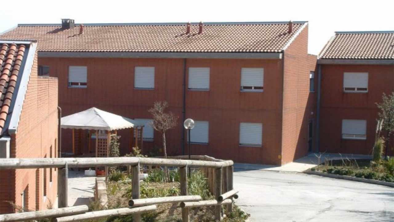 La casa di riposo Nella Carradorini a Mondolfo