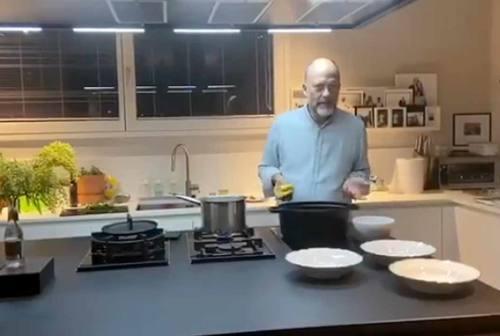 Senigallia, ricette dalla quarantena: Moreno Cedroni cucina per i fan dei social network