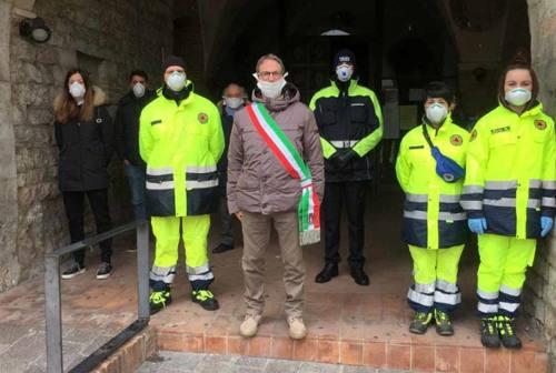 Da Senigallia ad Arcevia, minuto di silenzio per le vittime del Coronavirus
