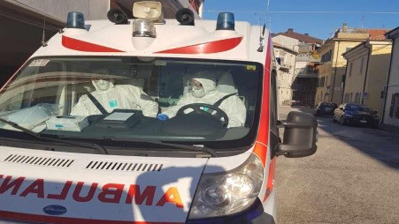 La Croce Rossa di Senigallia in prima linea nell'emergenza covid-19