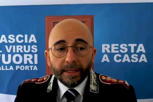 Jesi, cessa l'incarico il comandante della Polizia Locale Cristian Lupidi