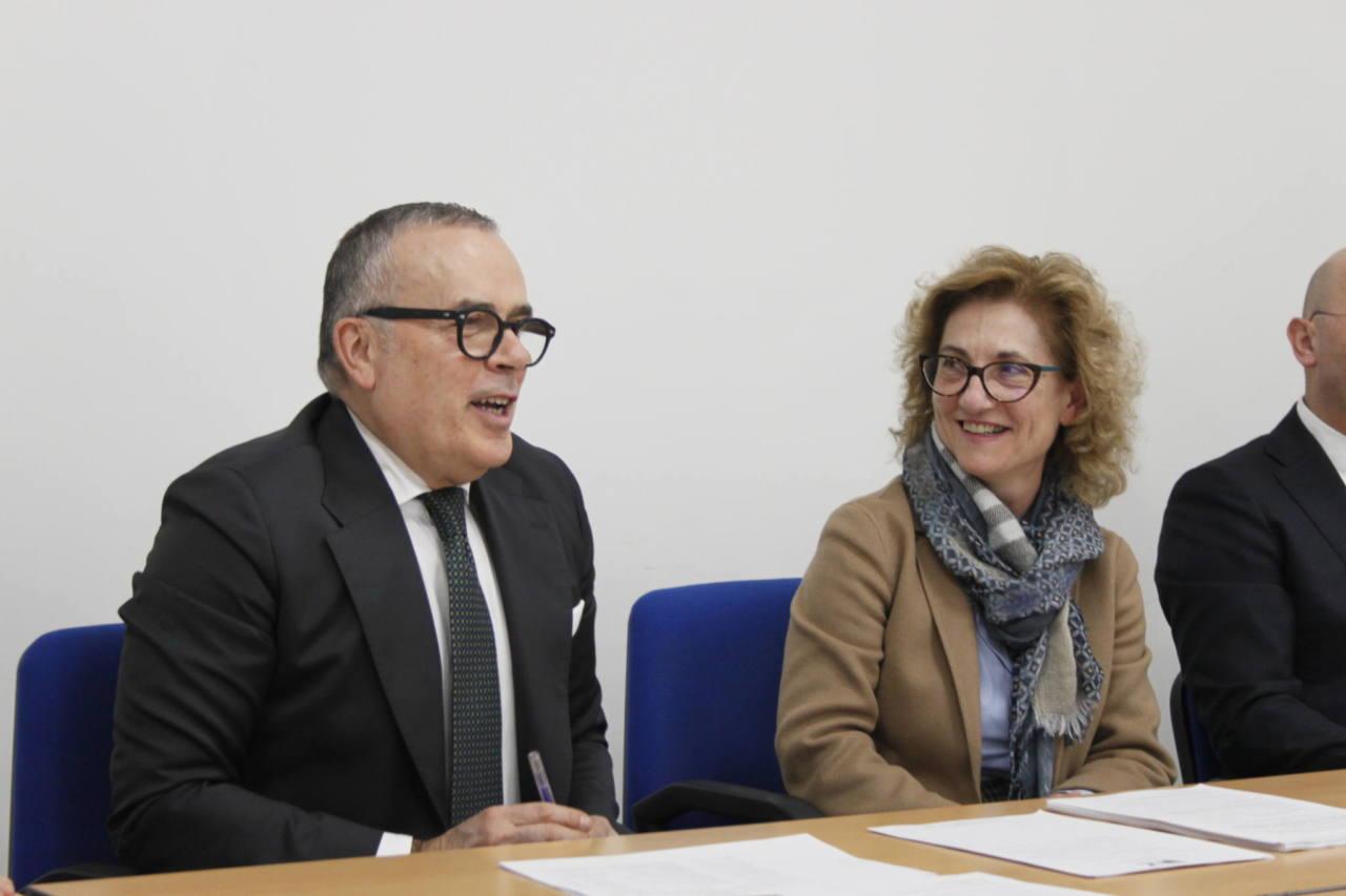 Nadia Storti, direttore generale Asur Marche
