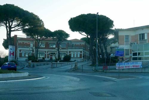 Coronavirus: ospedale saturo, i pazienti dimessi da Senigallia finiranno in hotel