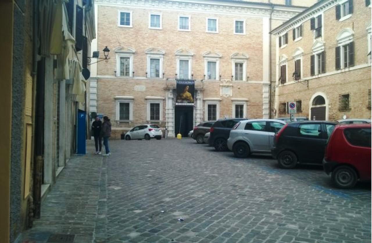sosta blu Osimo