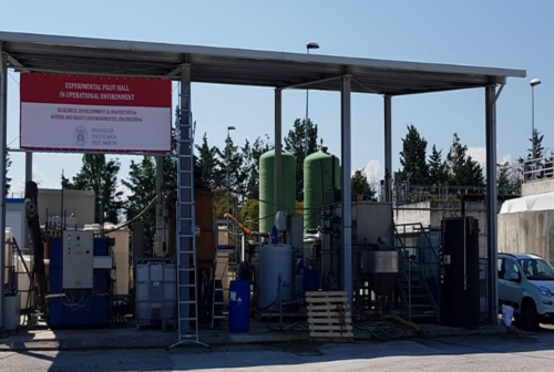 Smart-Plant: verso un modello di economia circolare dell'acqua