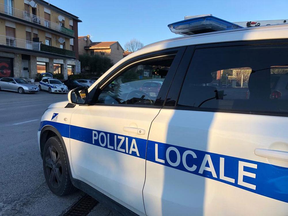 I controlli stradali della Polizia Locale
