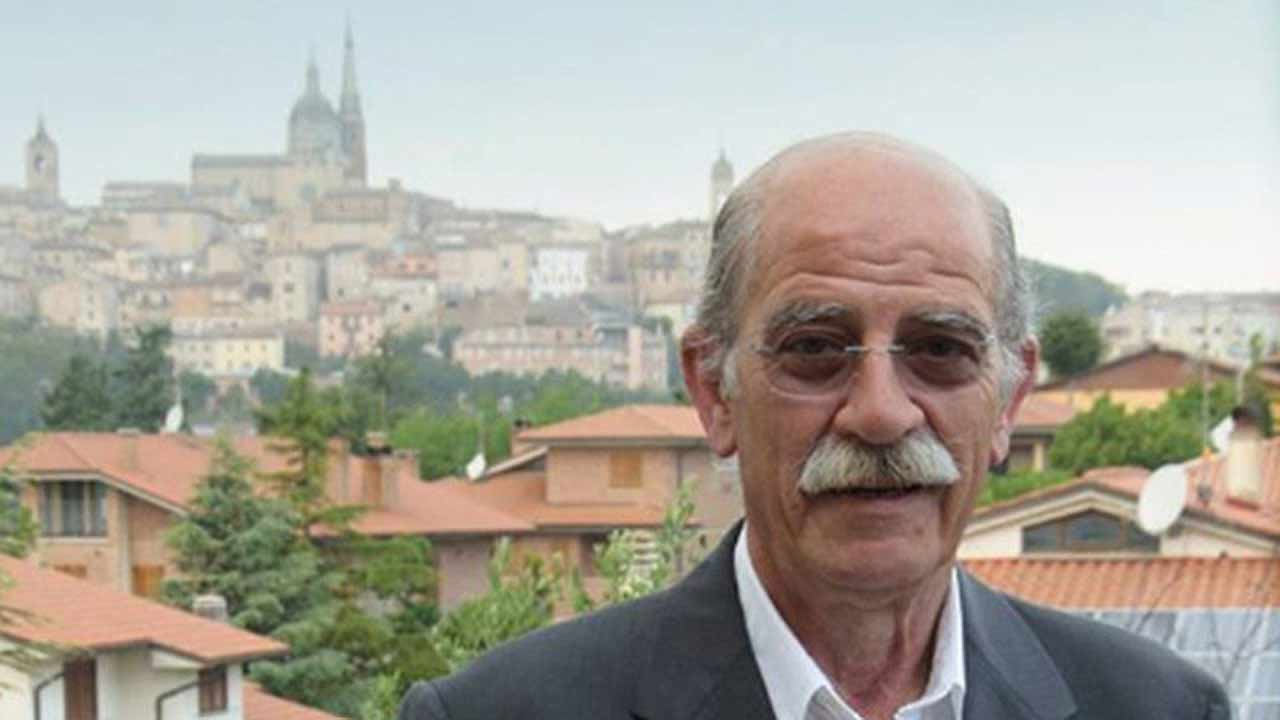 Rodolfo Pancotti, sindaco di Ostra Vetere